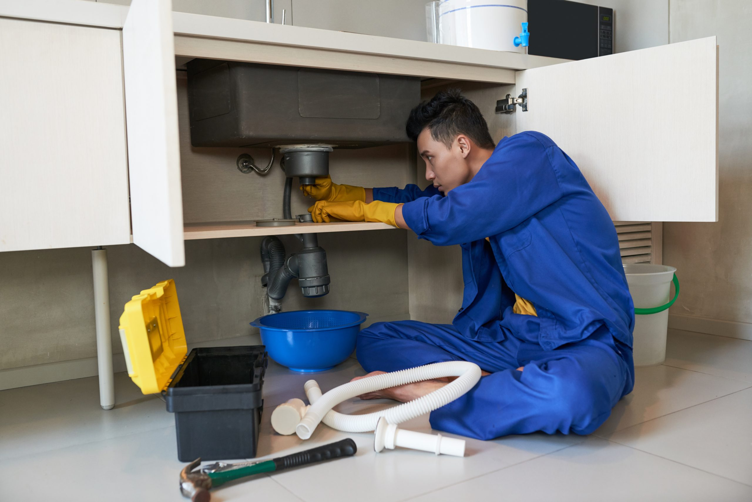 Emergency Plumber Los Angeles – John Doe at Your Service